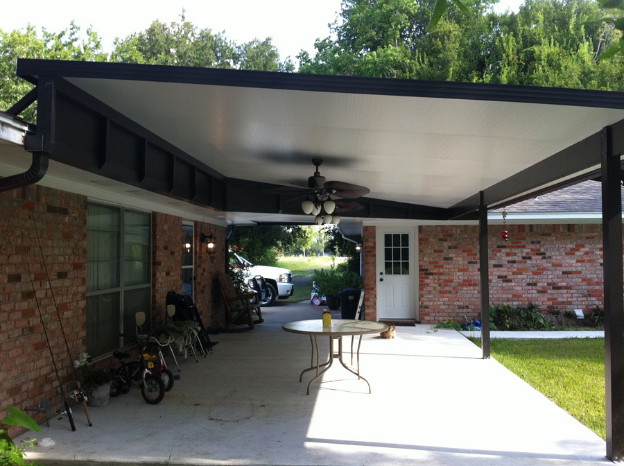 Patio covers a 1 for Car patio covers