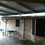 Steel Patio Cover