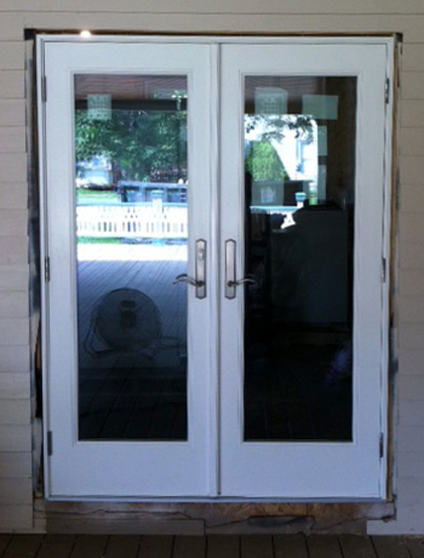 New construction doors