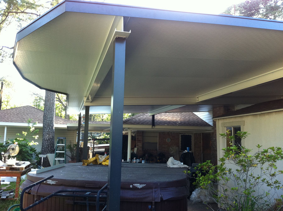 Nice Aluminum Patio Cover Insulated. «