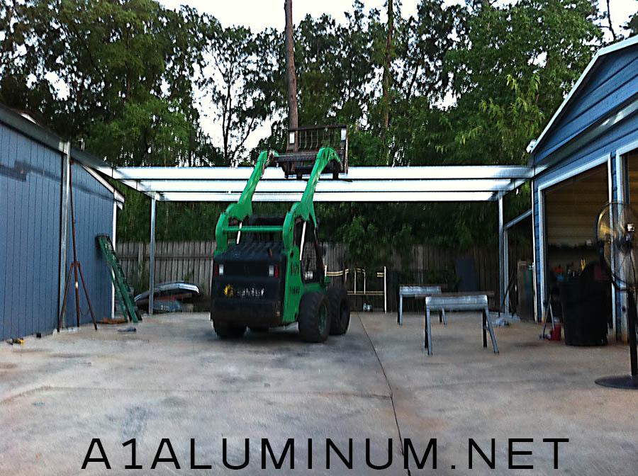 Steel Carport