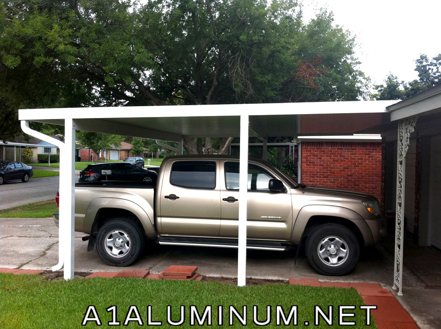 Aluminum Carport Aluminum Carport. «
