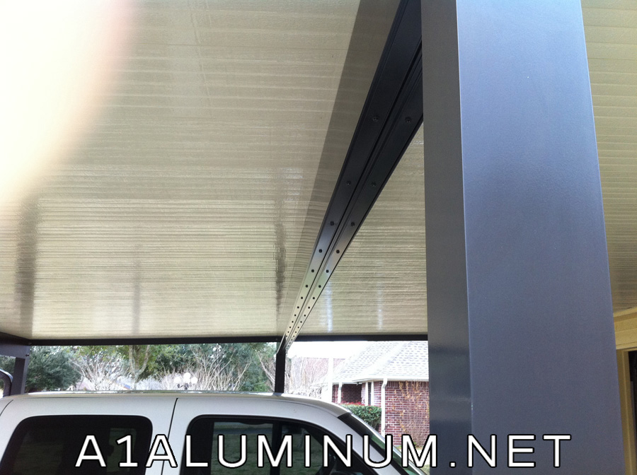 Aluminum Carport Beams