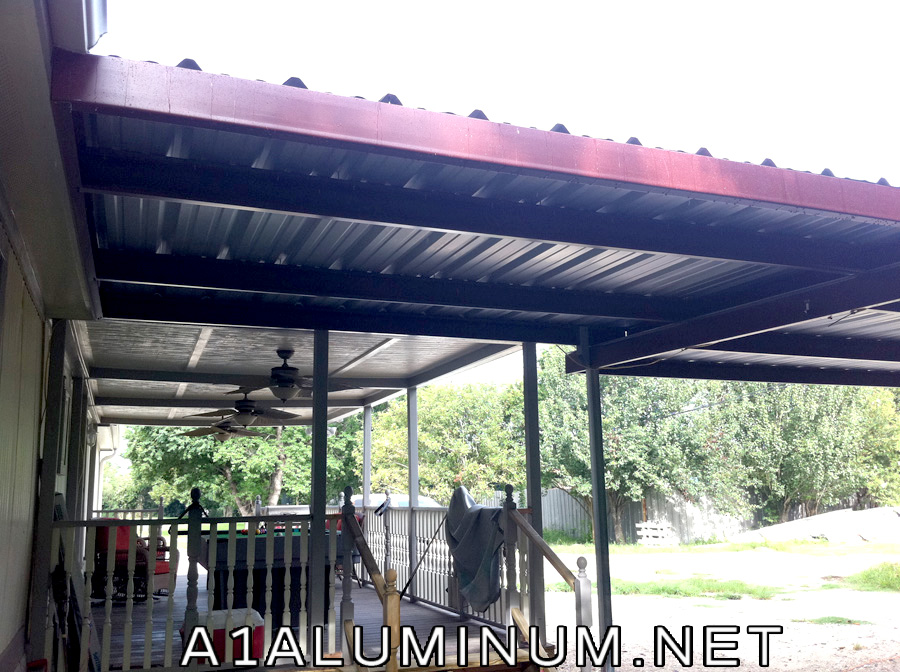 Steel Awning
