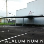 Commercial Steel Carport