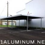 Commercial Steel Carport