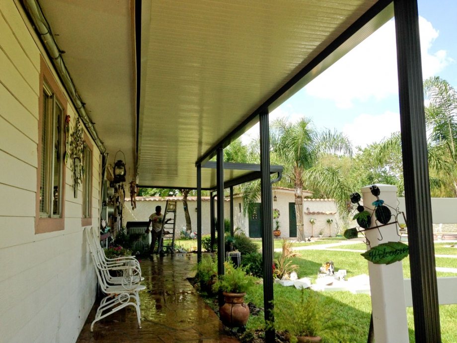 Patio Cover, Walkway Cover