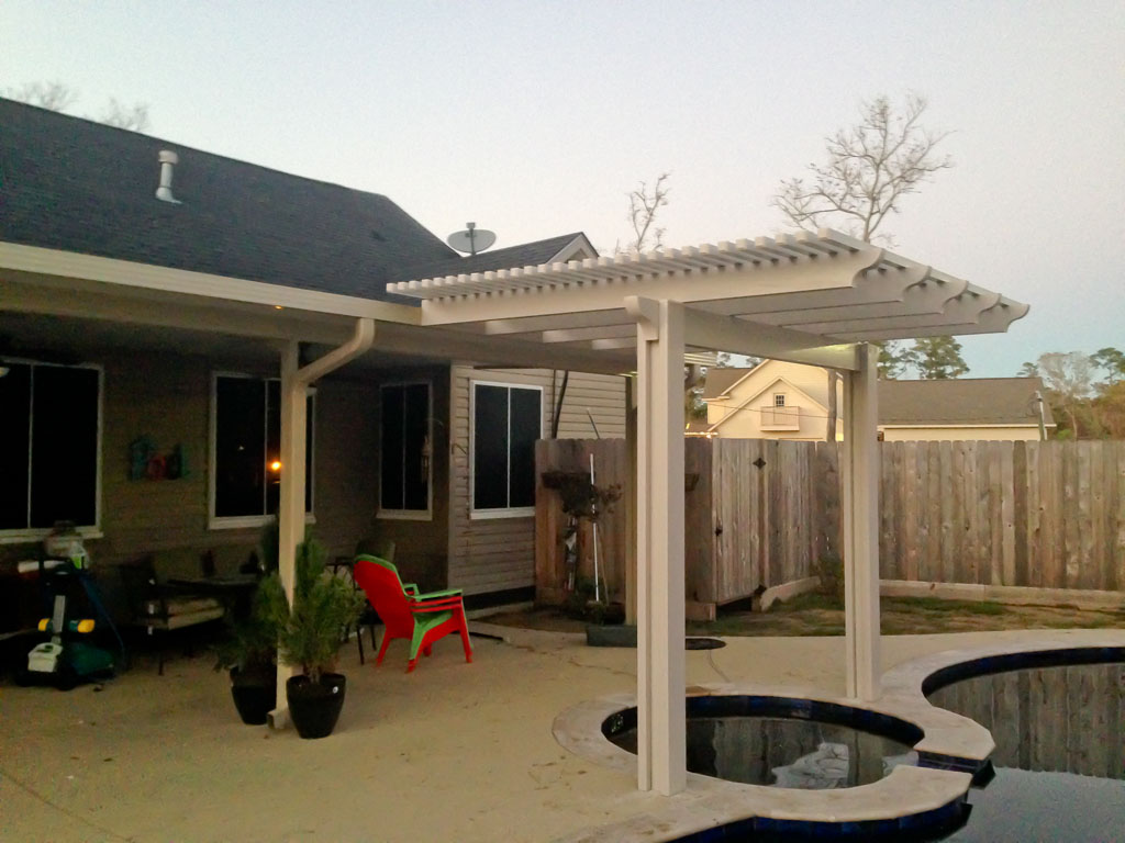 Pergola or Ultra Lattice